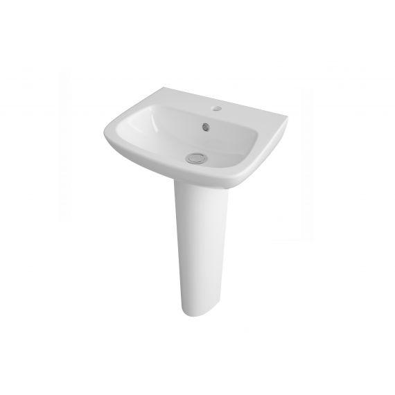 450mm Basin & Pedestal