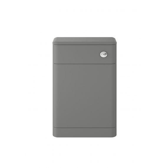 Solar Cool Grey 550mm WC Unit