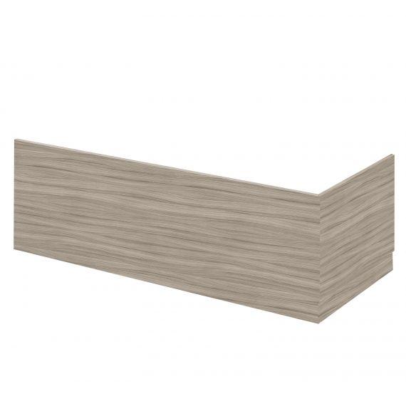 Hudson Reed Fusion Driftwood 750mm Bath End Panel & Plinth