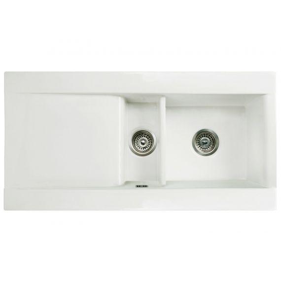 RAK Gourmet Sink No 1 1010mm x 525