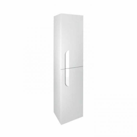 Frontline Vitale 300mm Tall Wall Unit - Gloss White