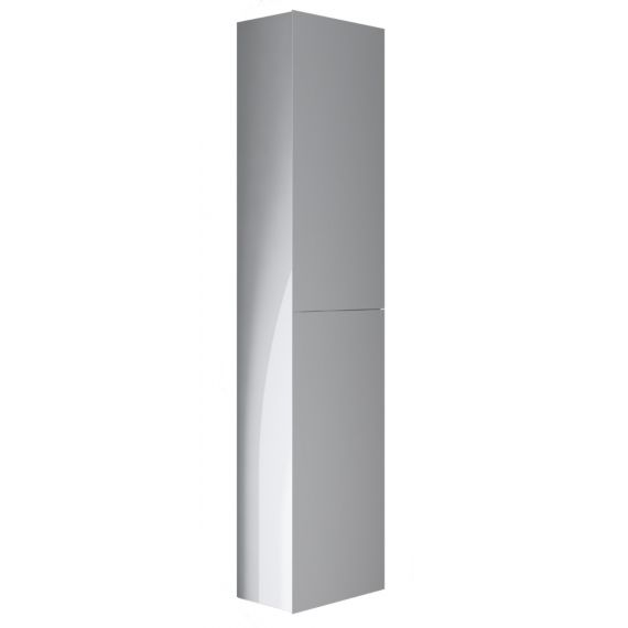 Frontline Valencia 300mm Tall Wall Unit - Gloss White