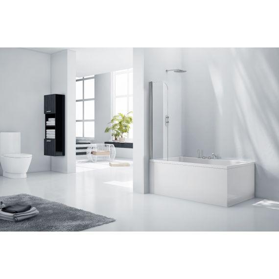 Frontline Aquaglass+ 5mm Mini Bath Screen