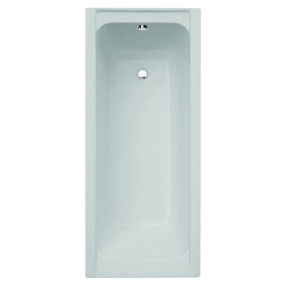 Frontline Linear Single Ended Acrylic Bath - 1500 x 700mm