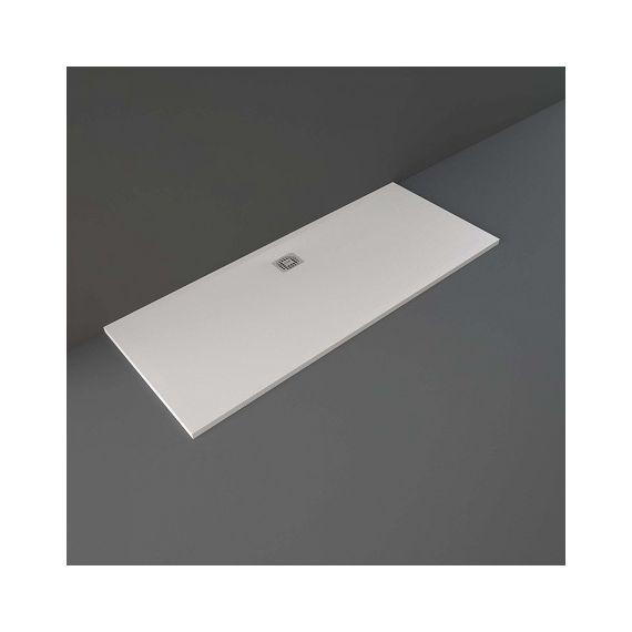 Rak Feeling 1700 x 700mm Rectangular Bath Tub Replacment Shower Tray White