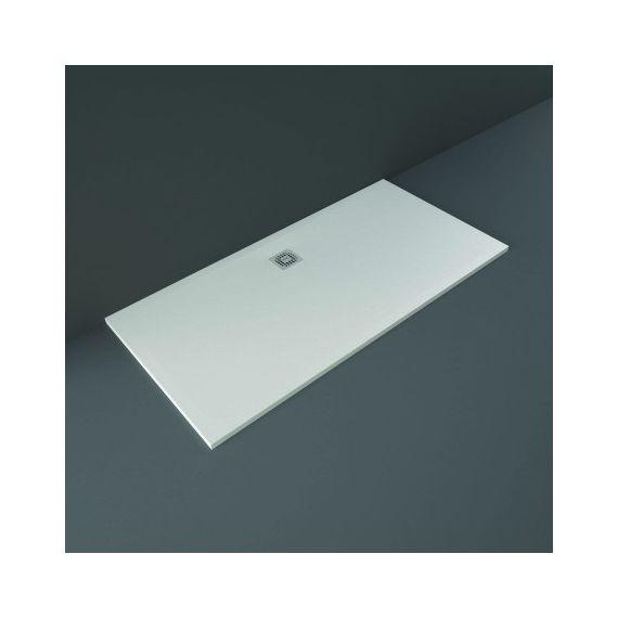 Rak Feeling 1700 x 900mm Rectangular Bath Tub Replacment Shower Tray White