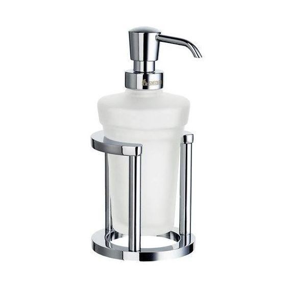 Smedbo Outline Freestanding Soap Dispenser Polished Chrome FK201