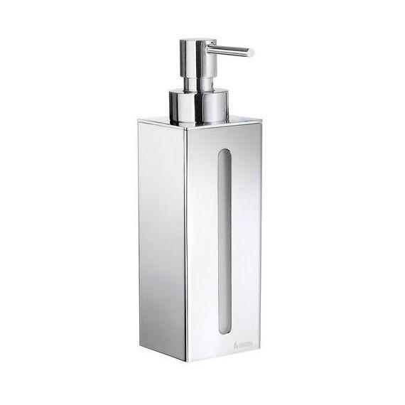 Smedbo Outline Single Wall Soap or Lotion Dispenser FK257