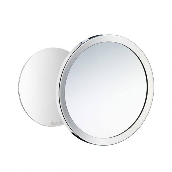 Smedbo Outline Detachable Shaving/Make-Up Mirror FK442