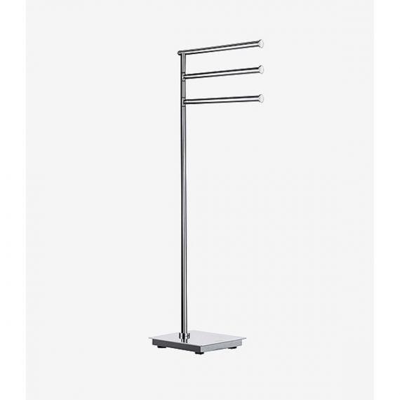 Smedbo Outline Lite Triple Swing Arm Towel Rail