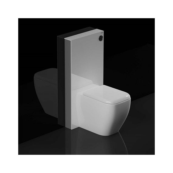 RAK Obelisk Cabinet Cistern for Back-To-Wall Pan in White
