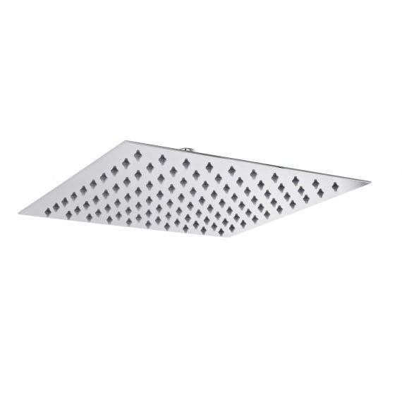 Hudson Reed Square Thin 300x300 Fixed Shower Head