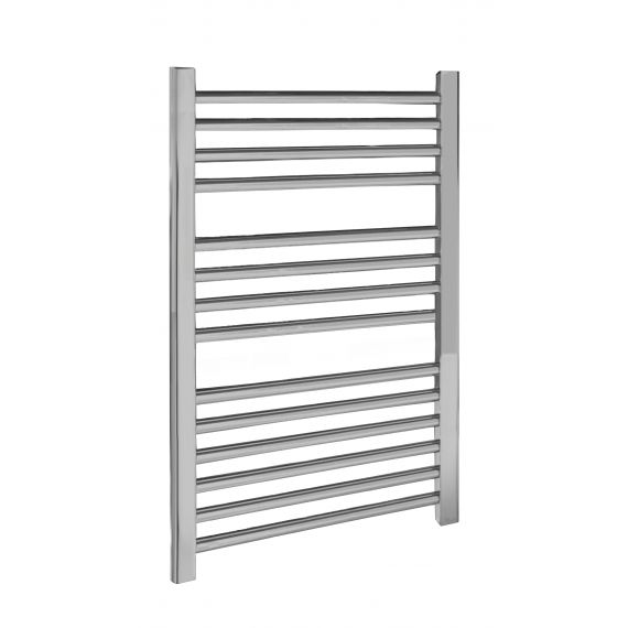 Nuie Straight Ladder Rail Chrome 700 x 500