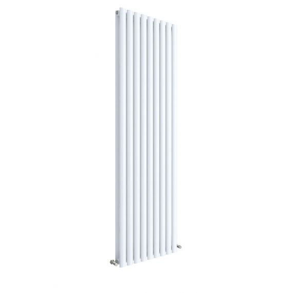 Revive Vertical Double Panel Radiator White 1800 x 528mm