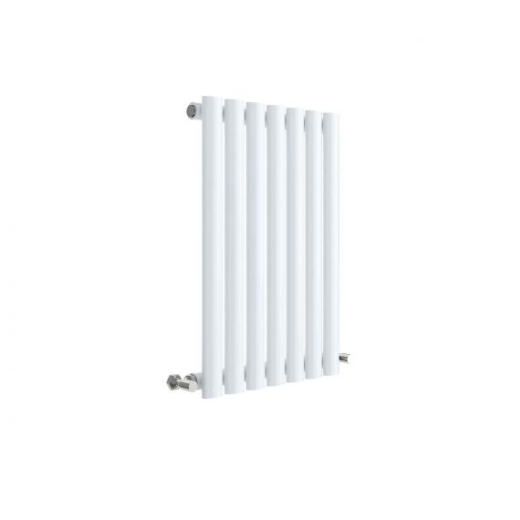 Revive Horizontal Single Panel Radiator White 600 x 412mm