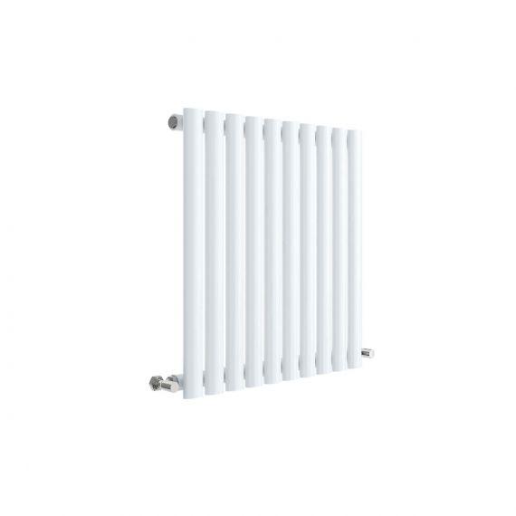 Revive Horizontal Single Panel Radiator White 600 x 586mm