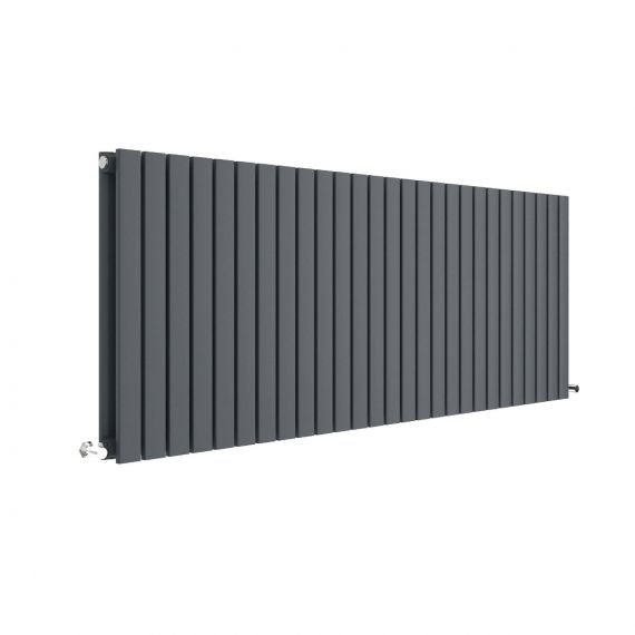 Horizontal Double Panel Radiator 600 x 1572