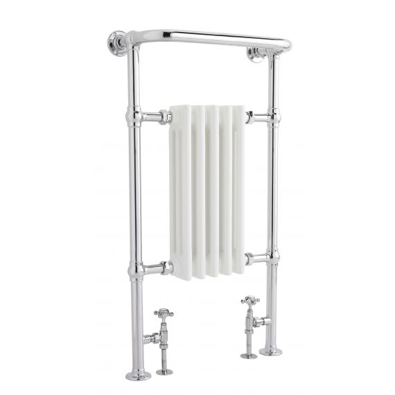 Small Harrow Traditional Radiator