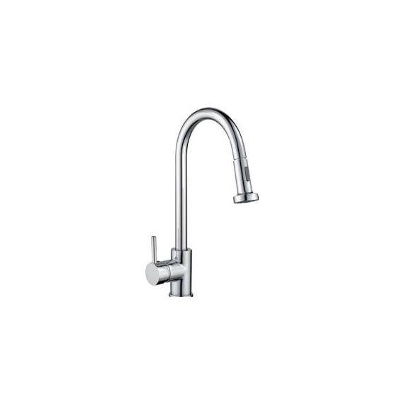 RAK RAKKIT013 Pull Out Kitchen Sink Mixer Tap