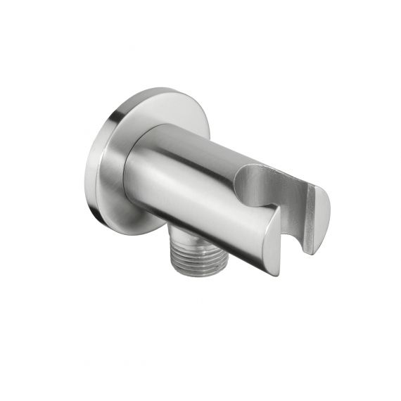 Inox Elbow with Water Outlet
