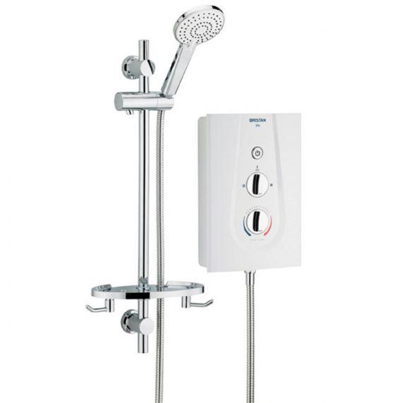 Joy ThermoSafe 8.5KW Electric Shower WHITE