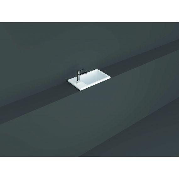 RAK-Joy Drop-in Washbasin 41x23cm (1 tap hole)