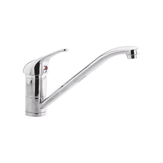 Nuie Eon Mono Sink Mixer With Swivel Spout Chrome