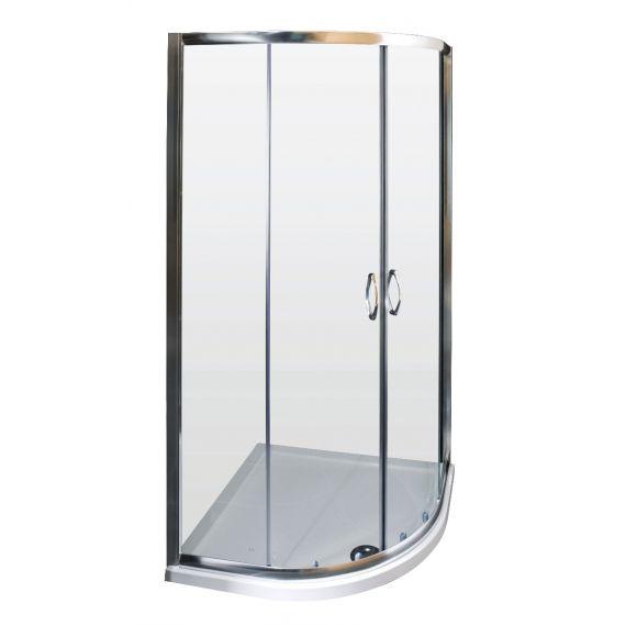 Koncept 900mm Quadrant Shower Enclosure