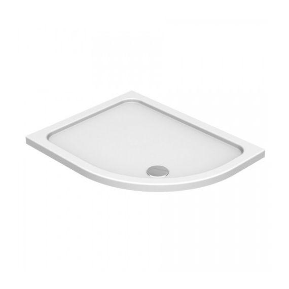 Kudos 1000 x 800 Offset Quadrant KStone Shower Tray