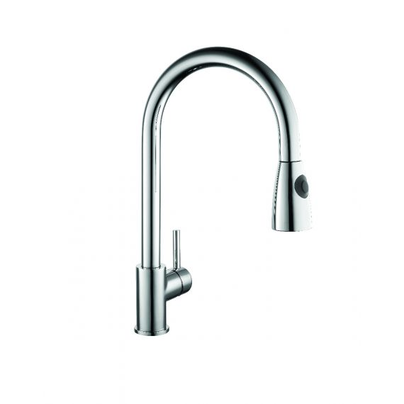 Panama Kitchen Sink Mixer With Pull Out Spray