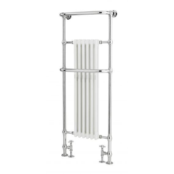 Hudson Reed Brampton 575 x 1500 Floor Standing Towel Rail