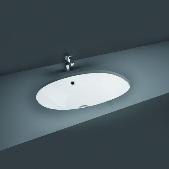 RAK-Lily 46cm Under Counter Wash Basin