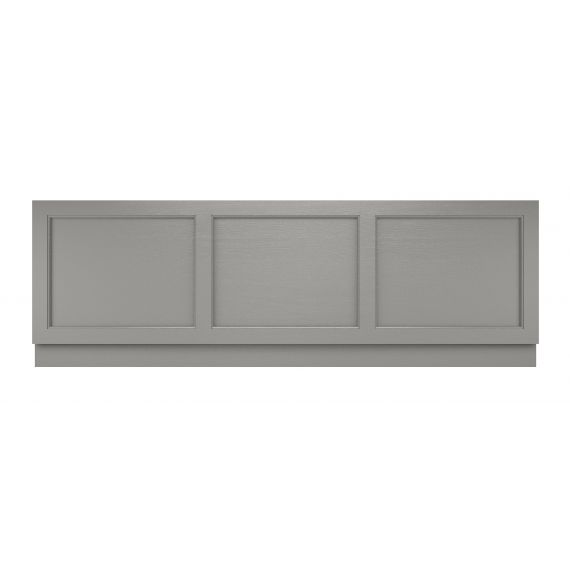 Hudson Reed Old London Storm Grey 1700mm Front Panel