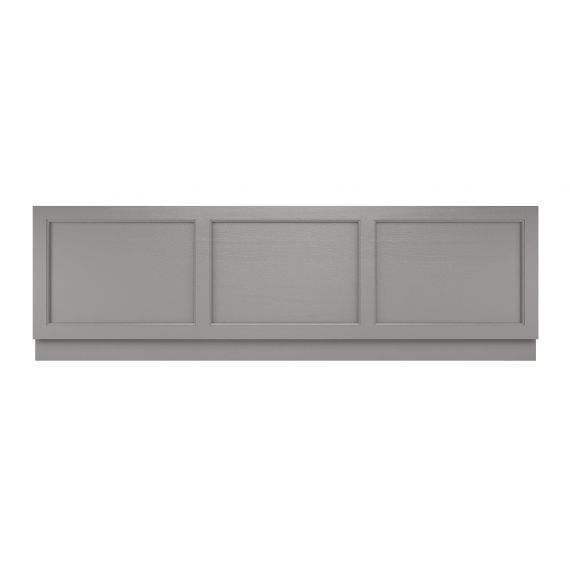 Hudson Reed Old London Storm Grey 1800mm Front Panel