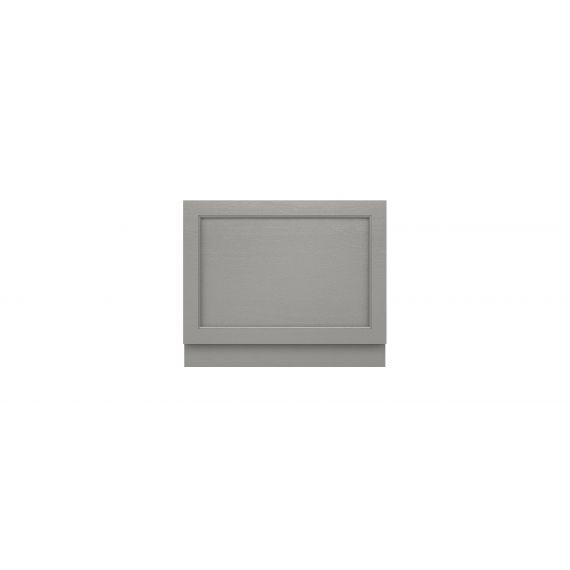 Hudson Reed Old London Storm Grey 700mm End Panel