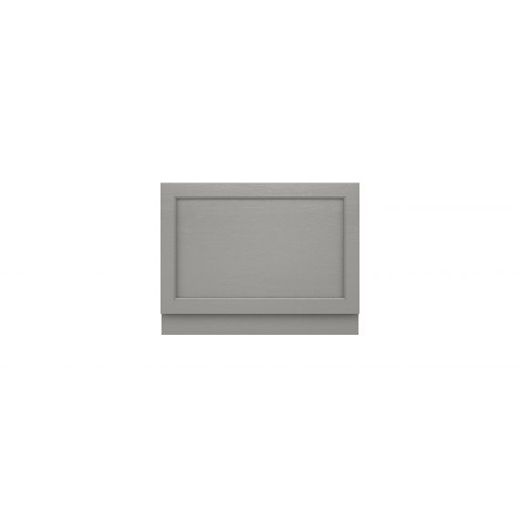 Hudson Reed Old London Storm Grey 750mm End Panel