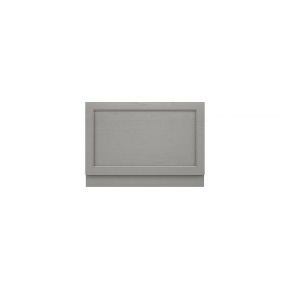 Hudson Reed Old London Storm Grey 800mm End Panel