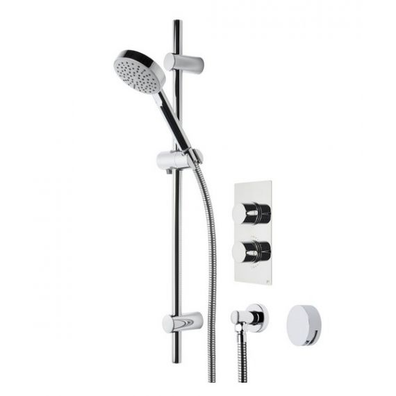 Roper Rhodes Event Round Dual Function Shower System SVSET21