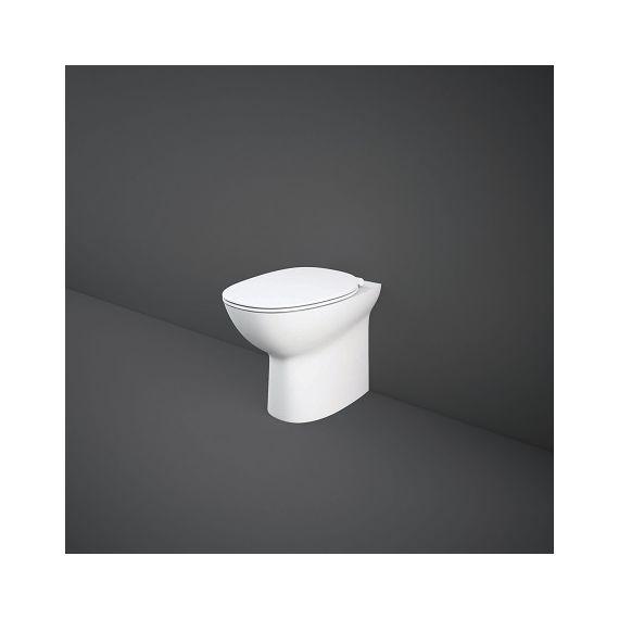 Rak Morning BTW Toilet With Soft Close Seat