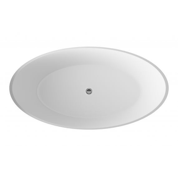 Hudson Reed Grace Freestanding Bath 1500mm