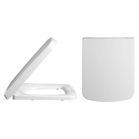 Nuie Bliss Soft Close Toilet Seat
