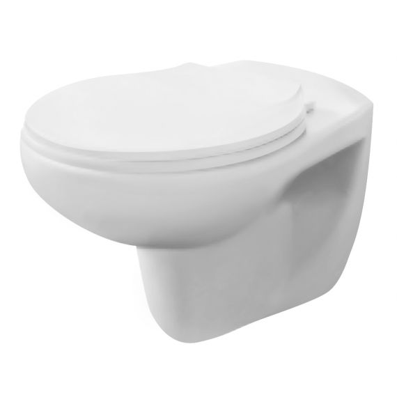 Nuie Melbourne Wall Hung Pan