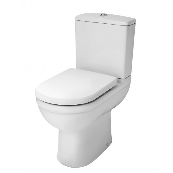 Nuie Ivo Comfort Height Pan & Cistern
