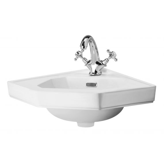 Hudson Reed Richmond 420mm Corner Basin