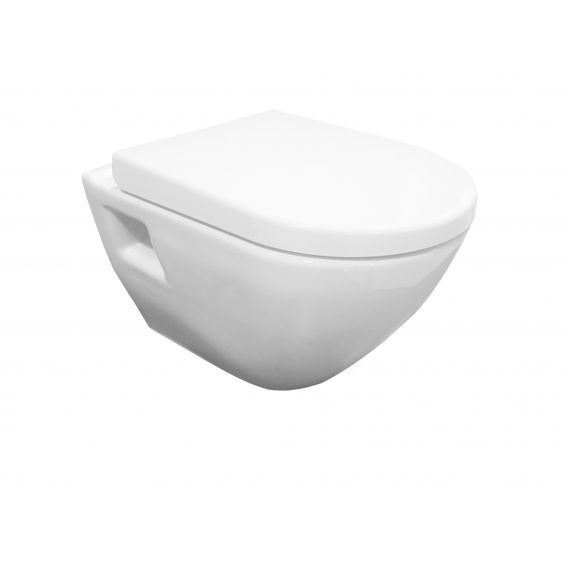 Nuie Provost Wall Hung Pan
