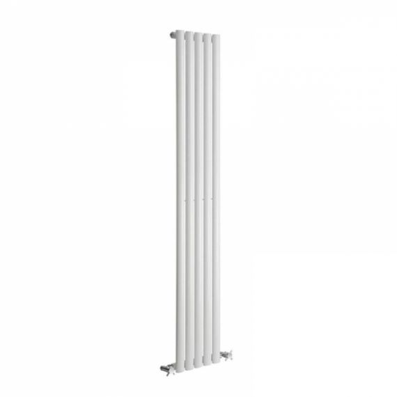 Reina Neva Designer Radiator 1500mm x 295mm in White RND-NV2915W