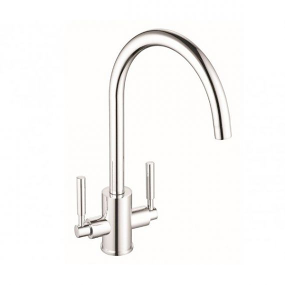 Newbury Kitchen Sink Mixer Tap Chrome N182
