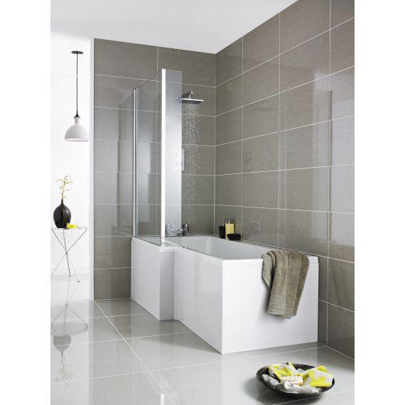 Shower Bath End Panel (700mm)