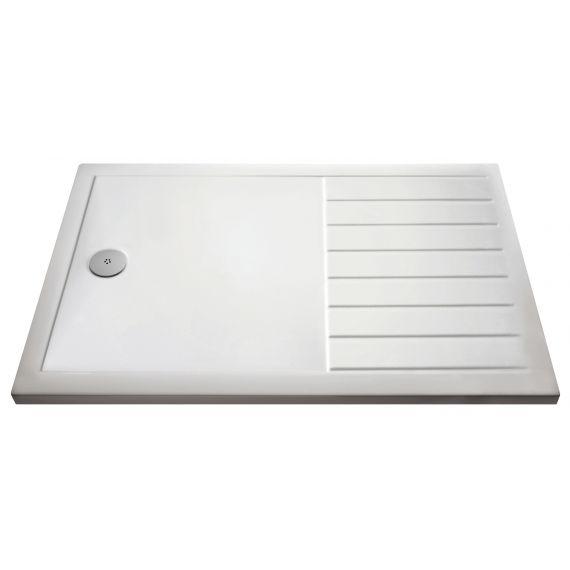 Nuie Rectangular Walk-In Shower Tray 1700 x 700