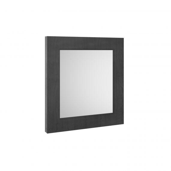 Nuie York Royal Grey 600mm Flat Mirror